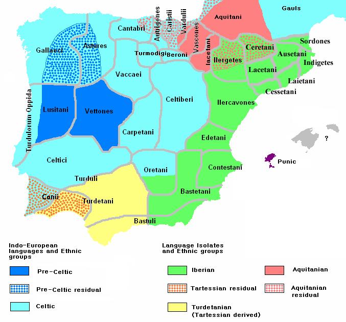 Pre-roman Iberia