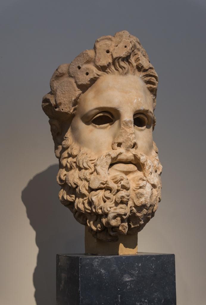 Buste of Zeus
