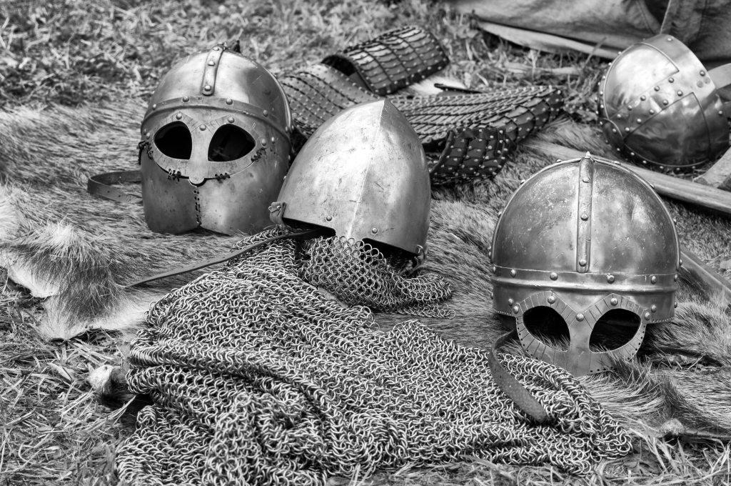 Viking Armor and Helmets